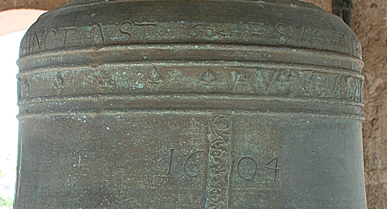 Cloche bourcefranc detail