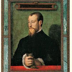 Théodore de Bèze à 24 ans